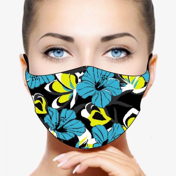 """Mund- und Nasenmaske """"Hawaii"""""""