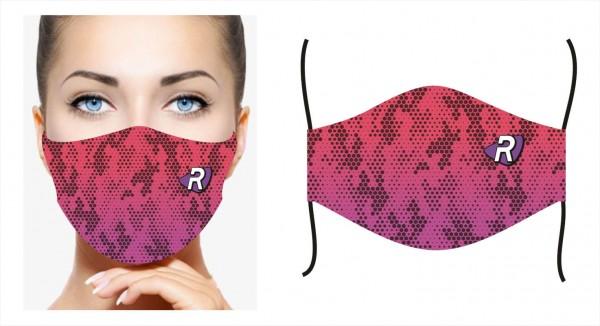 Individuelle Mund- und Nasenmaske
